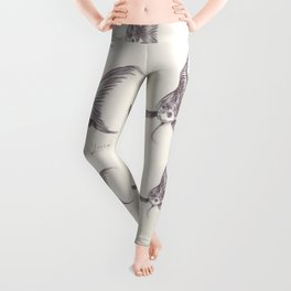 BALLPEN FISH 3 Leggings
