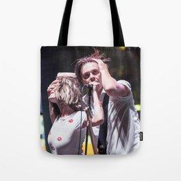 July Talk Tote Bag