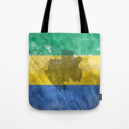 THOUGHTS OF GABON Tote Bag