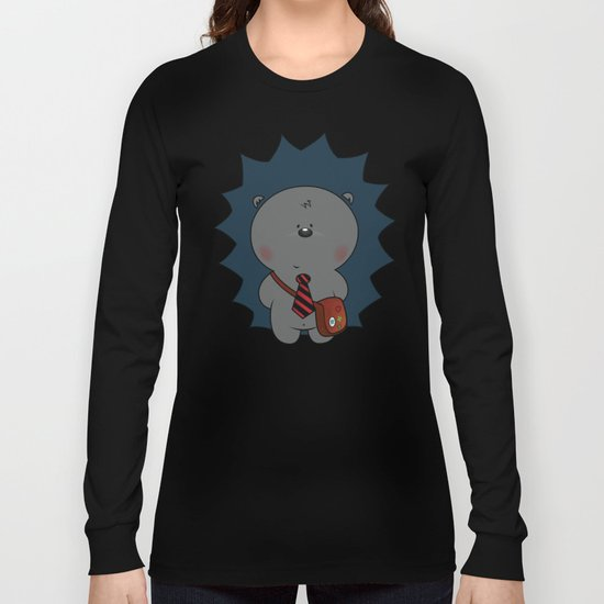 Nigel The Hedgehog Long Sleeve T-shirt