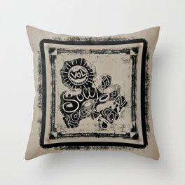 DesignerPattern447 Throw Pillow