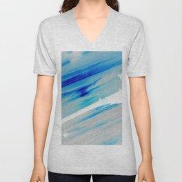 Blue Horizon Unisex V-Neck