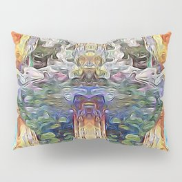 Cross of Time Pillow Sham