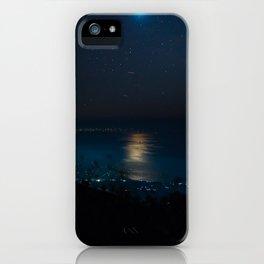 Dreamy Moon Light iPhone Case
