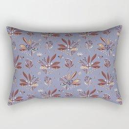 Berries Herbs Seeds Rectangular Pillow