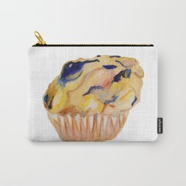 Blueberry Muffin Carry-All Pouch