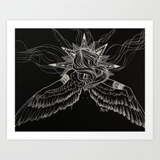 Breath of Dawn Art Print
