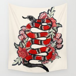 Snake Wall Tapestry