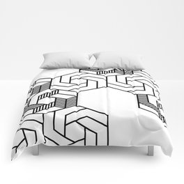 Hex 601 Comforters