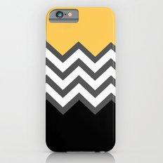 Color Blocked Chevron 6 iPhone 6 Slim Case