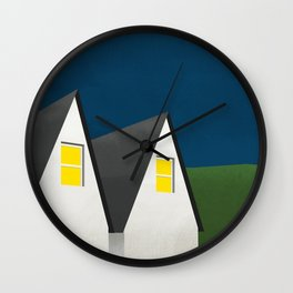 Simple Housing | The Departure Wall Clock