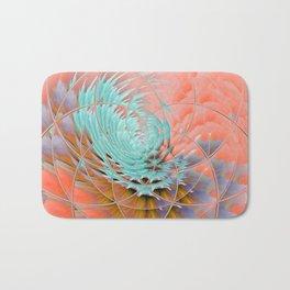 Labyrinth of Colours Bath Mat