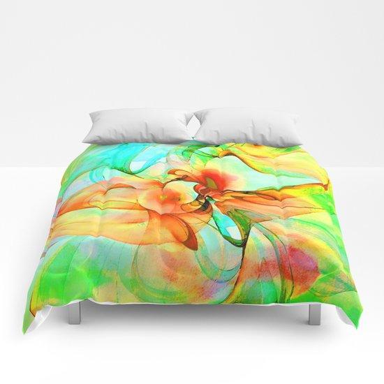 Dancing Veil 4 Comforters