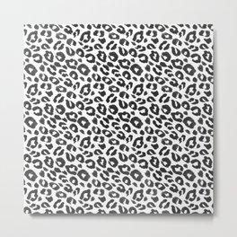 Simply Leopard Metal Print