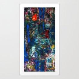 redeye Art Print