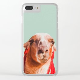 Who's a pretty girl? Clear iPhone Case