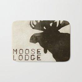 The Moose Mat Bath Mat