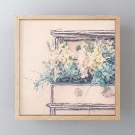Treasure Chest Framed Mini Art Print