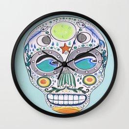 Sugar Ocean Wall Clock