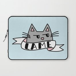Unimpressed Laptop Sleeve