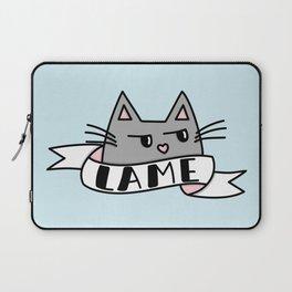 Unimpressed Laptop Sleeve