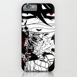 Zack Angels Of Death iPhone Case