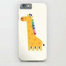 Giraffe Piano Slim Case iPhone 6s