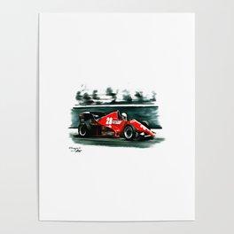 supercar Poster