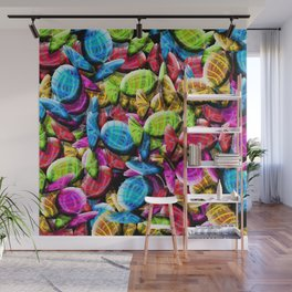 Candy Galore Wall Mural