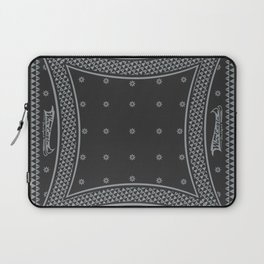 Morning Star (Gray) Laptop Sleeve