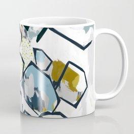 Ava Abstract Print Coffee Mug