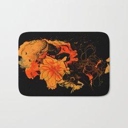 Pollination Dark Fire Bath Mat