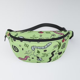 Spring Bugs Fanny Pack
