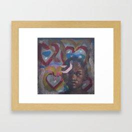 Swazi Art 8 Framed Art Print