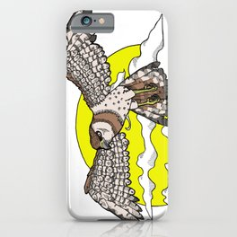 Broadwing  iPhone Case