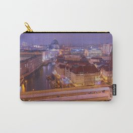 The Roofs Of Berlin Carry-All Pouch