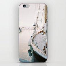 La Ciotat - Boat iPhone & iPod Skin