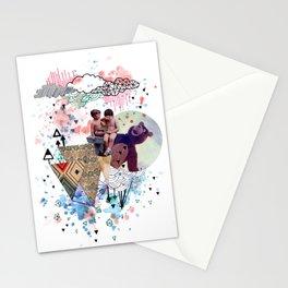 eramos niños Stationery Cards