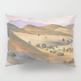 The Foothills of Sierra County Pillow Sham