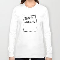 spongebob Long Sleeve T-shirts featuring Spongebob by Trend