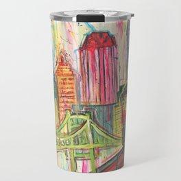 Pittsburgh Proud Travel Mug