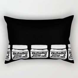 Nutella 76 Rectangular Pillow
