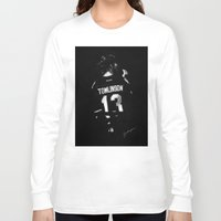 cyrilliart Long Sleeve T-shirts featuring TMH Louis by Cyrilliart