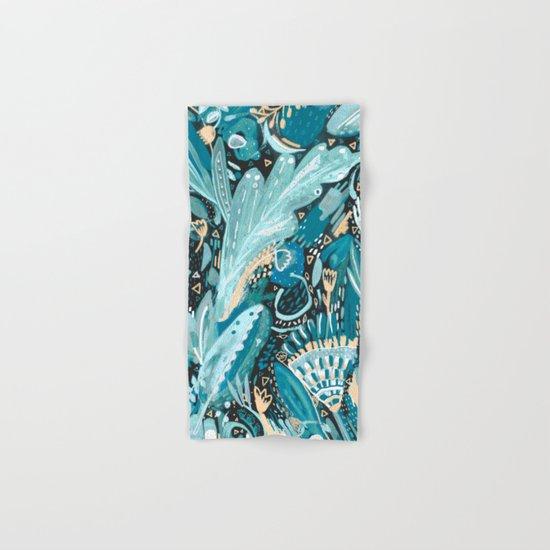Night Shades Hand & Bath Towel