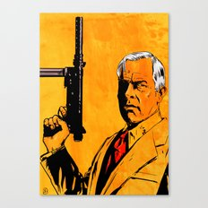 Lee Marvin Canvas Print