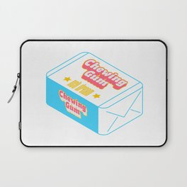 Chewing Gum Laptop Sleeve