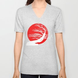Bonsai Japan Unisex V-Neck