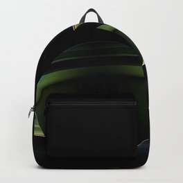 The Rings of Saturn Backpack