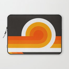 Flame Looper Laptop Sleeve