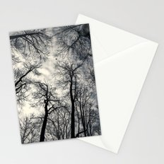 Sky-reaching Trees Stationery Cards